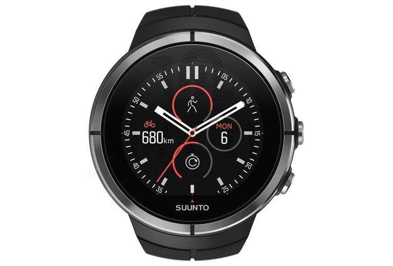 Suunto Reloj Spartan Ultra Black