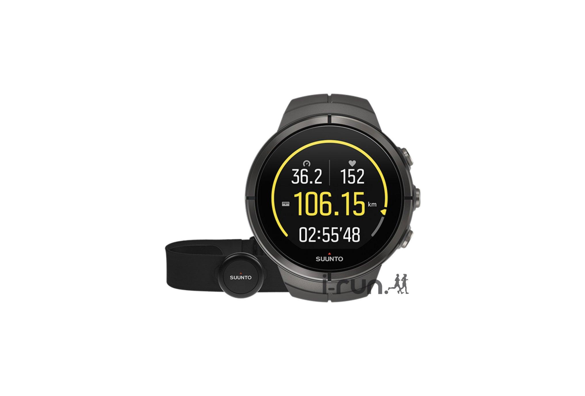 Suunto Reloj Spartan Ultra Stealth Titanium HR Cardio-Gps