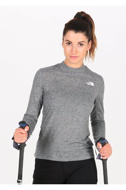 The North Face camiseta manga larga Active Trail Wool