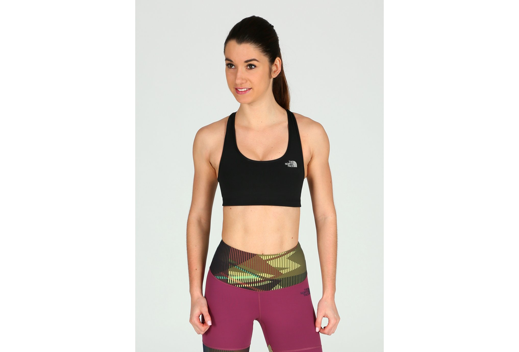 The North Face Brassière Bounce-B-Gone W vêtement running femme 0bb7a01bed8a