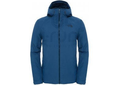 178fe42218 The North Face FuseForm APOC Insulated M homme Bleu pas cher