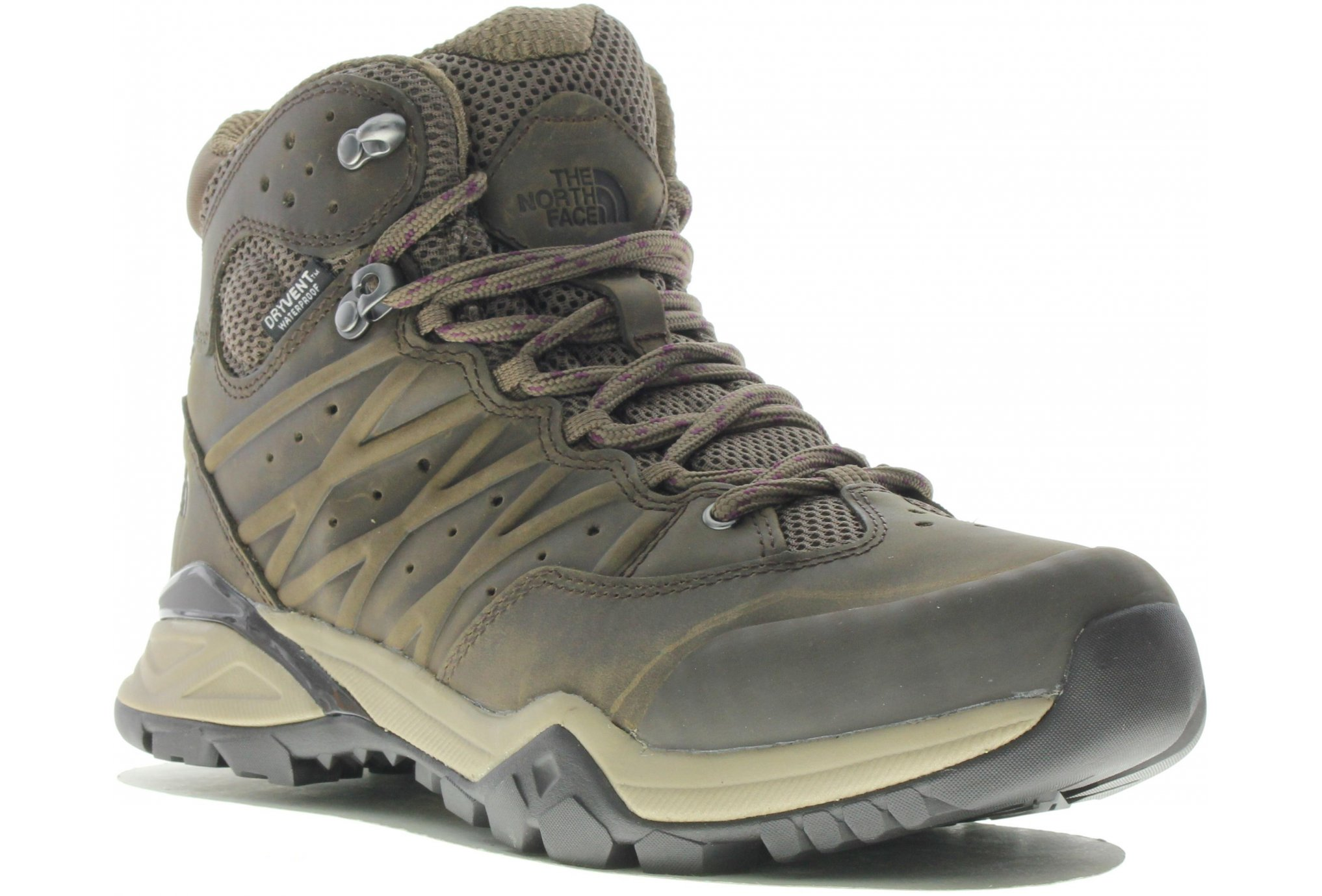 The North Face Hedgehog Hike II Mid WP W Chaussures running femme