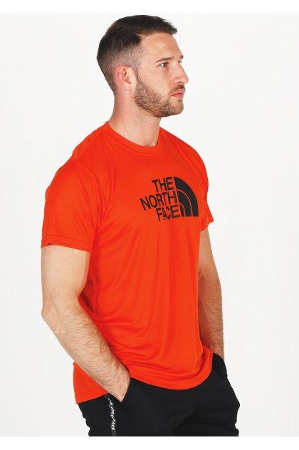 The North Face camiseta manga corta Reaxion Easy