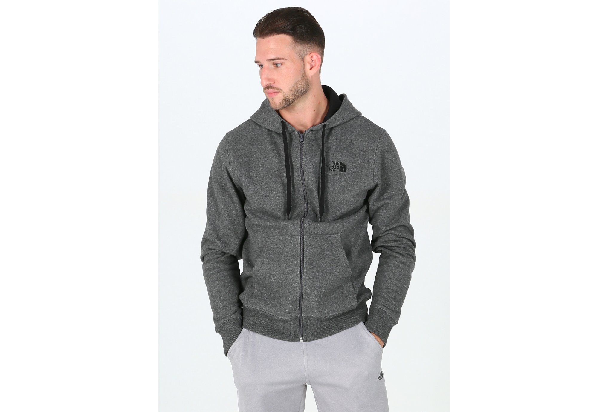 The North Face Sweat Open Gate M vêtement running homme