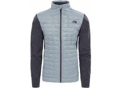 4ee5c26a71 The North Face Thermoball Active M homme Gris/argent pas cher
