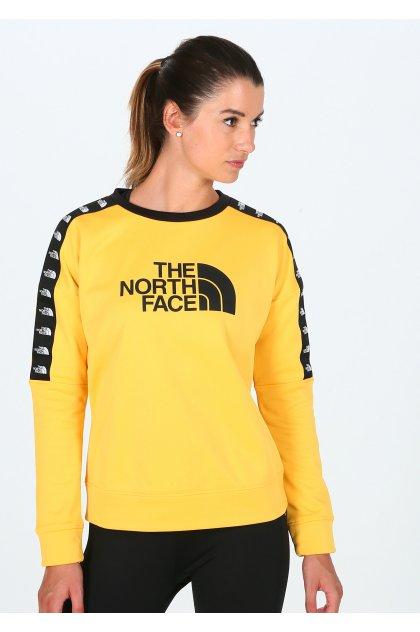 The North Face sudadera Train N Logo