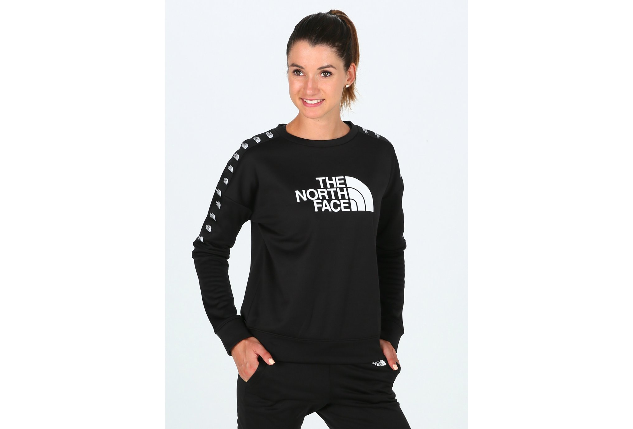 The North Face Train N Logo W Diététique Vêtements femme