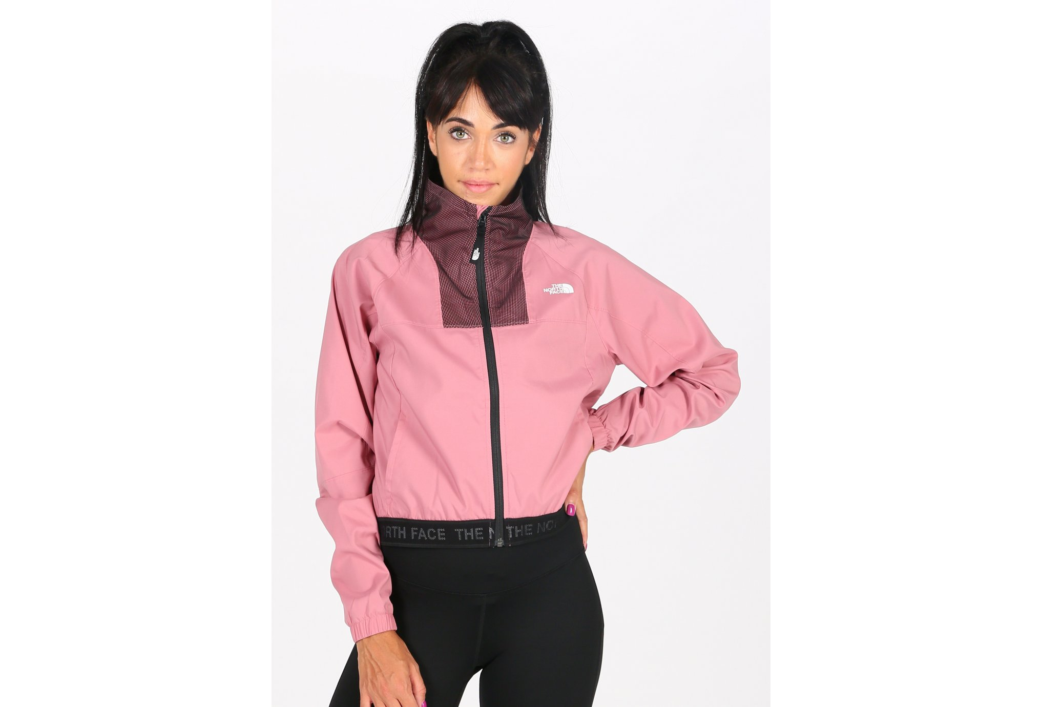 The North Face Train N Logo Wind W vêtement running femme