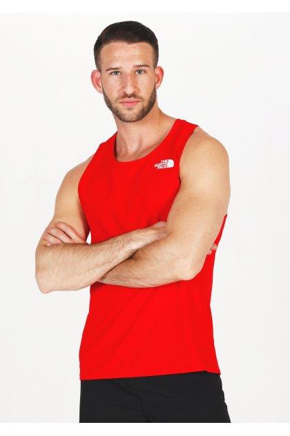 The North Face camiseta de tirantes True Run
