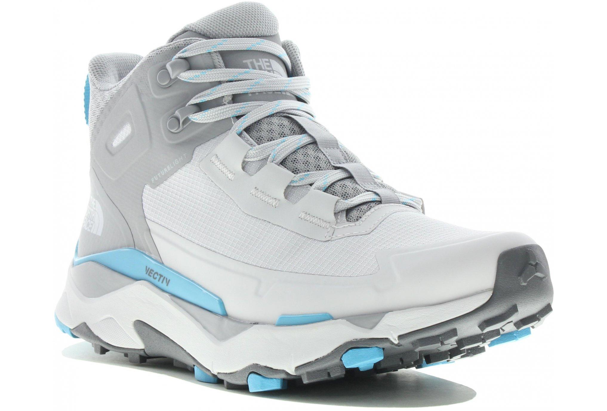The North Face Vectiv Exploris Mid FutureLight W Diététique Chaussures femme