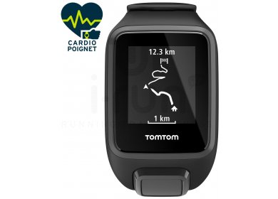 Tomtom Spark 3 Cardio Black Edition - Large