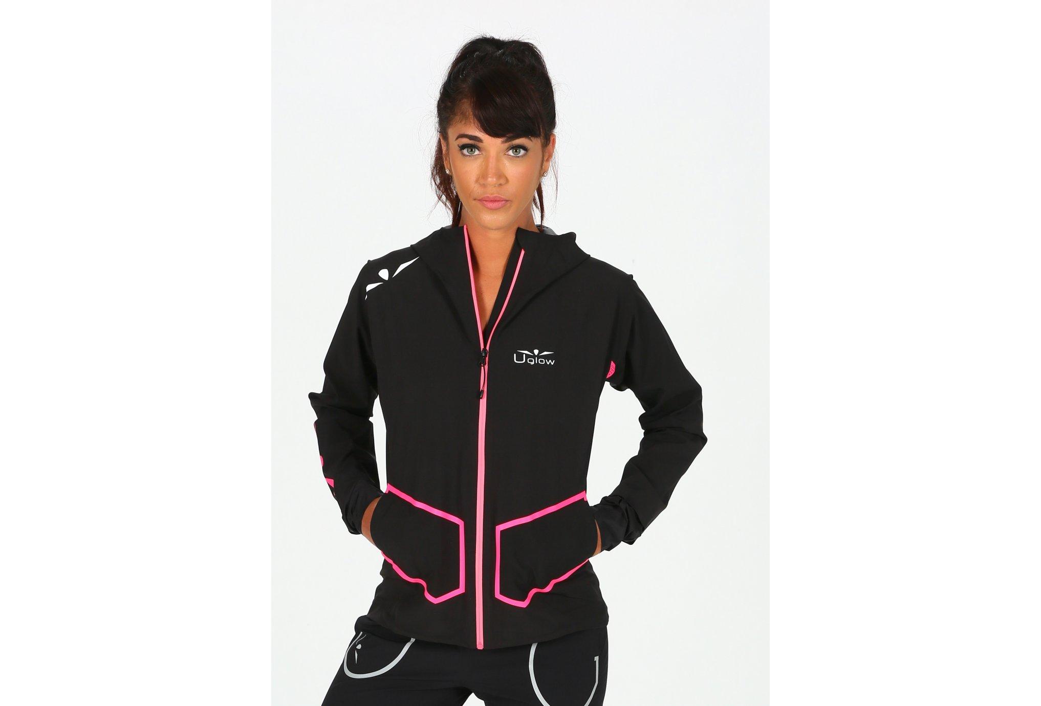 Uglow Rain Jacket W Diététique Vêtements femme
