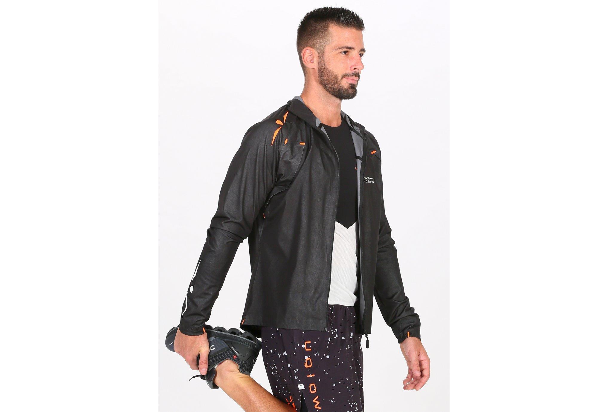 Uglow Rain Jacket-X M Diététique Vêtements homme