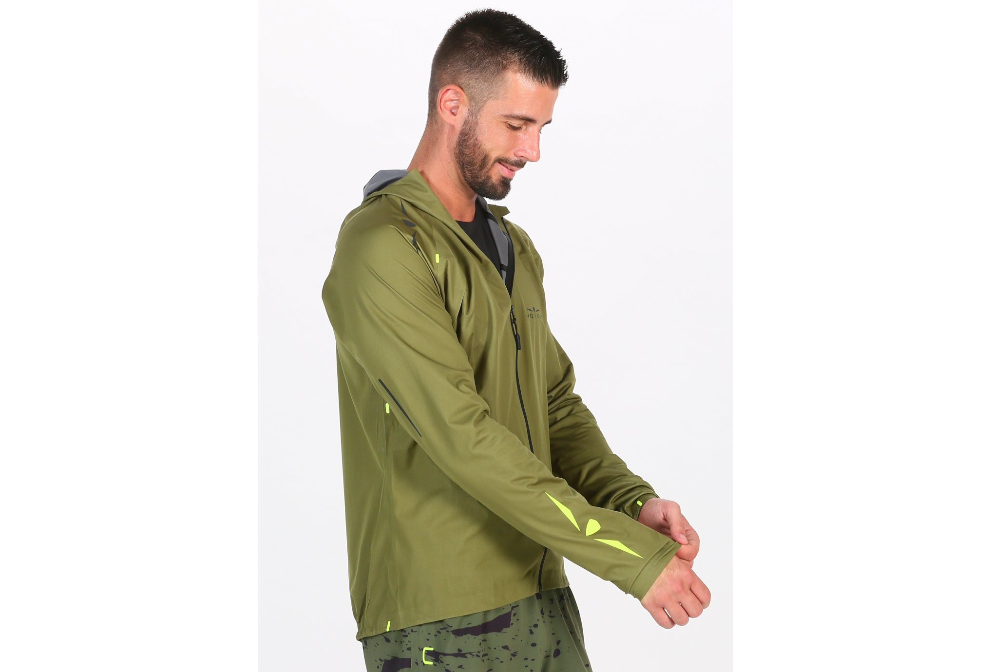 Uglow Rain Jacket-X M vêtement running homme