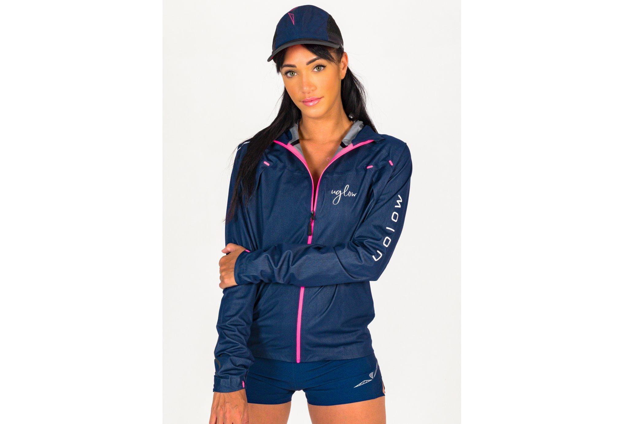 Uglow Rain Jacket-X W vêtement running femme