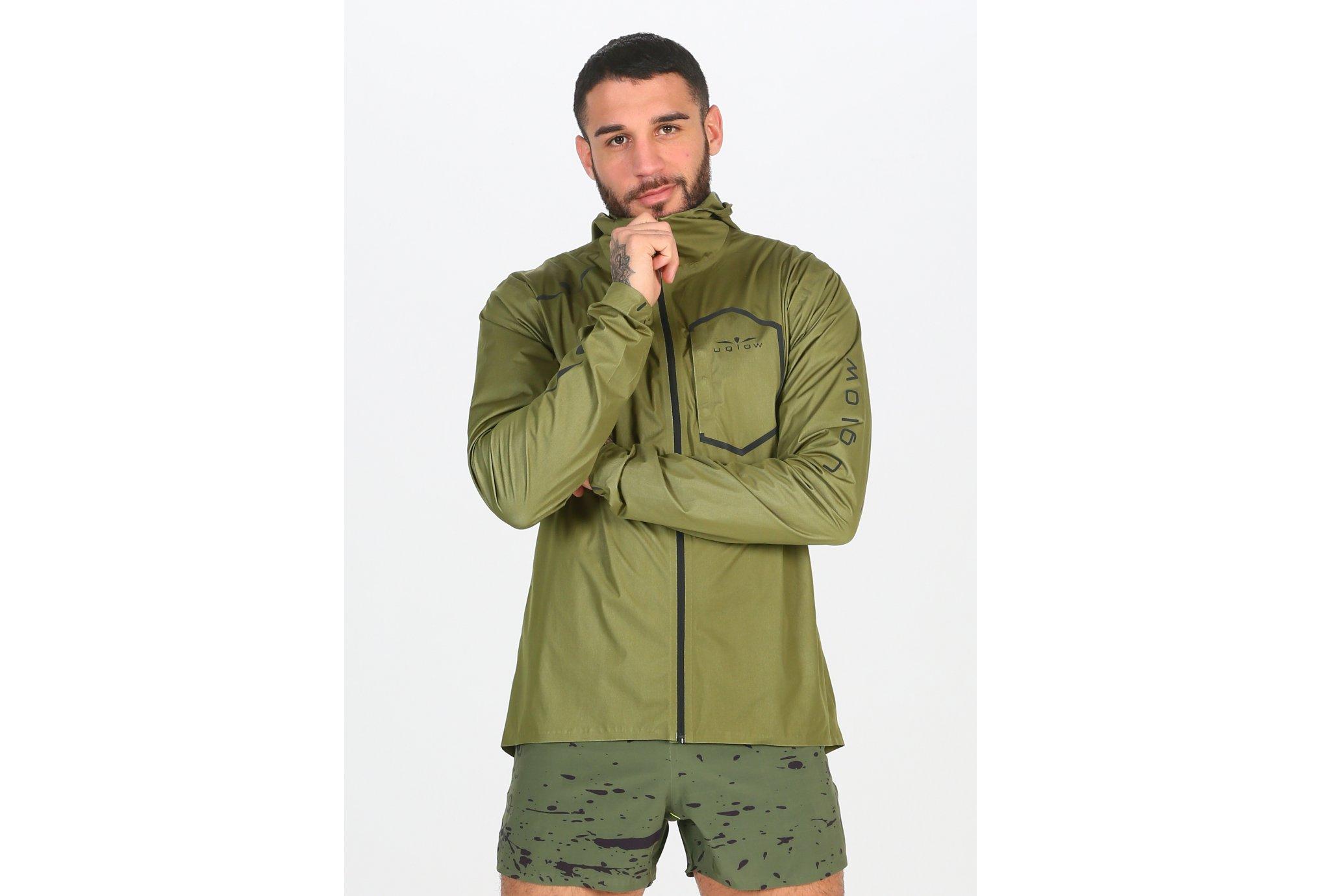 Uglow U-Rain 3.1 M vêtement running homme