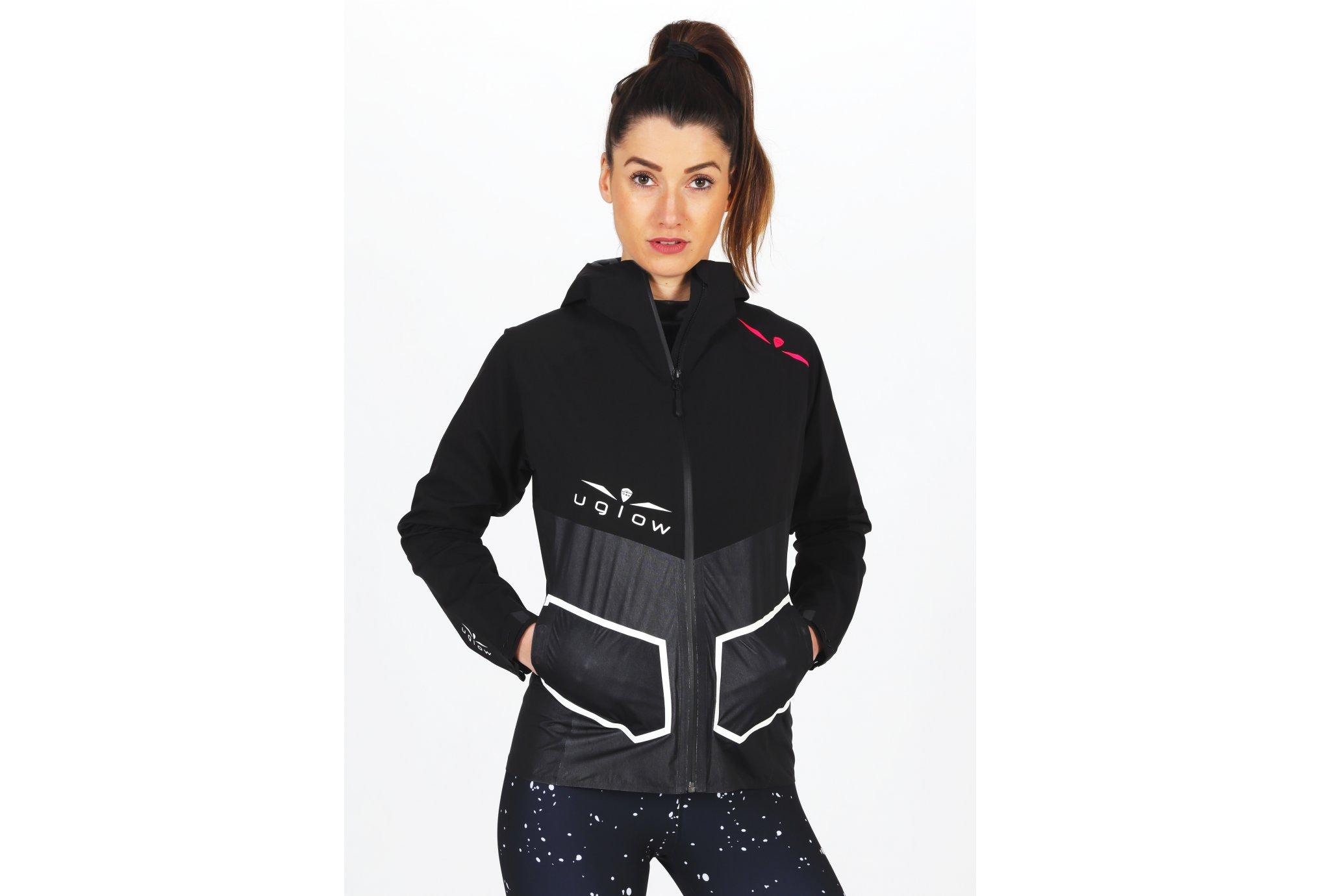 Uglow U-Rain Hybrid Max W vêtement running femme
