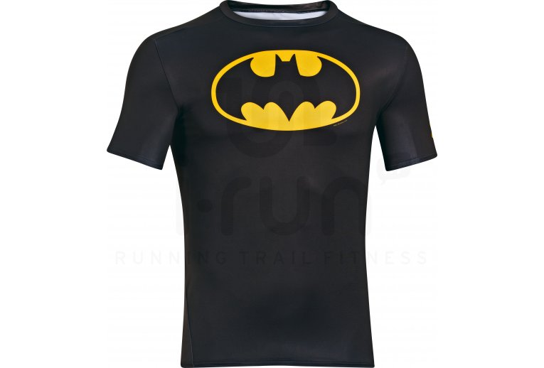 Under Armour Camiseta manga corta Alter Ego Batman