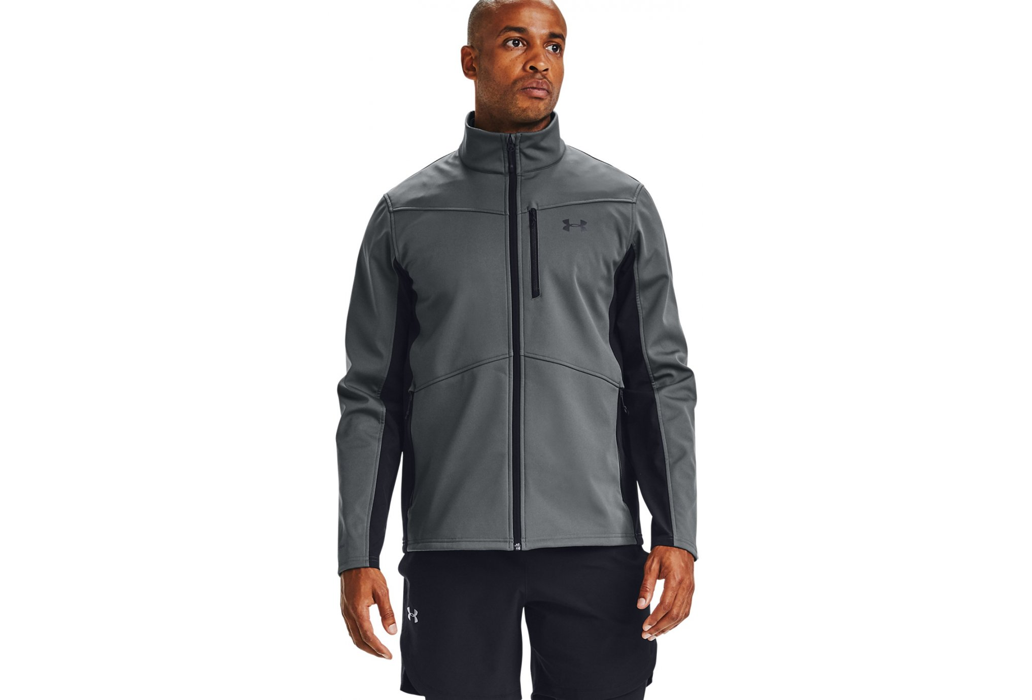 Under Armour ColdGear Infrared Shield M vêtement running homme