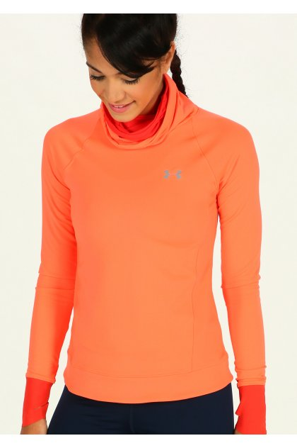 Under Armour Camiseta de manga larga ColdGear Reactor Run