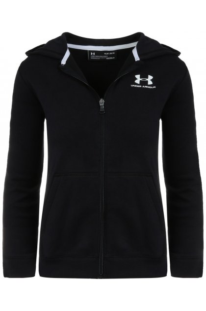Under Armour Chaqueta Cotton Fleece Full Zip Junior