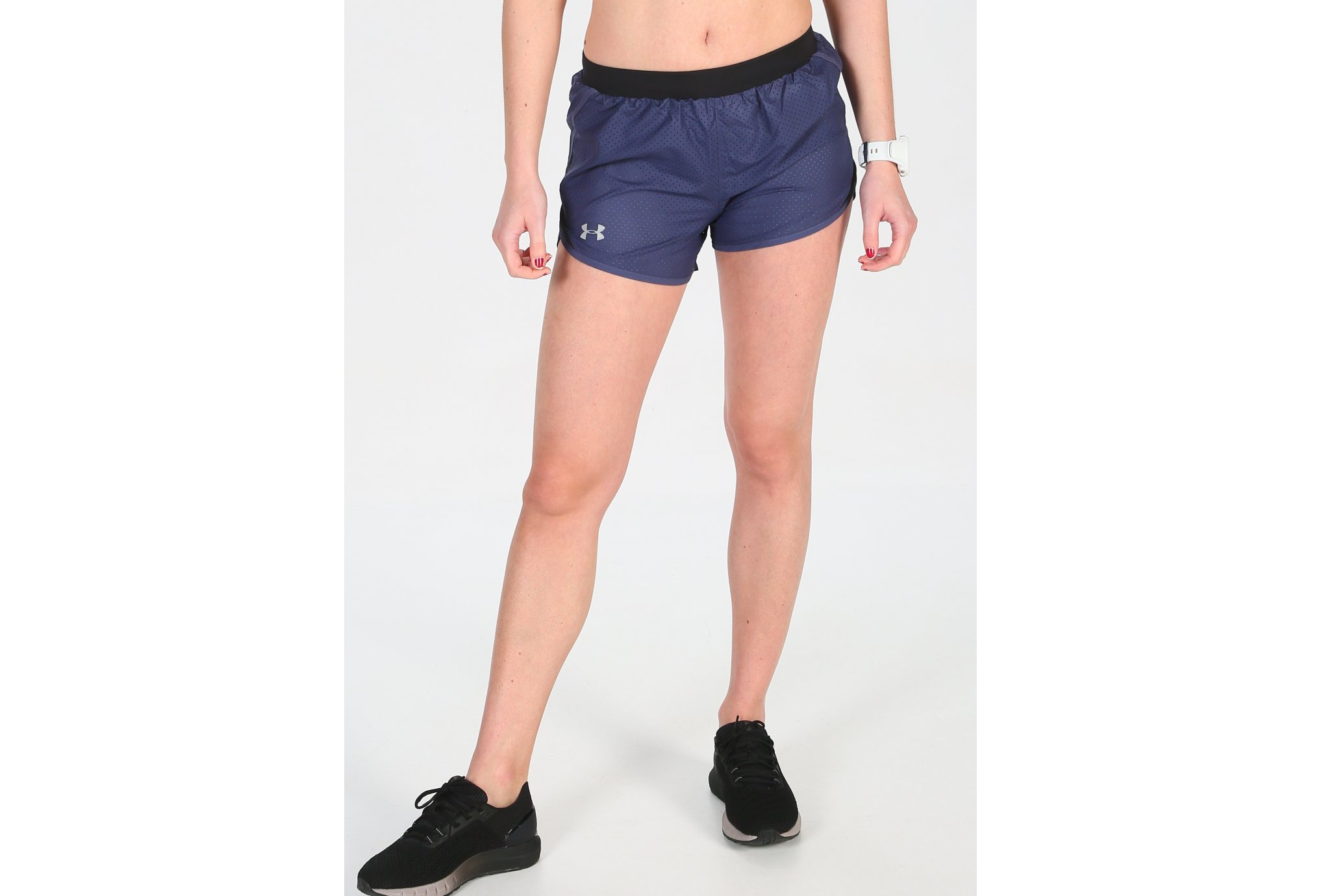 Under Armour Fly By 2.0 Cire Perforated W Diététique Vêtements femme
