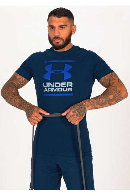 Under Armour Camiseta manga corta Gl Foundation