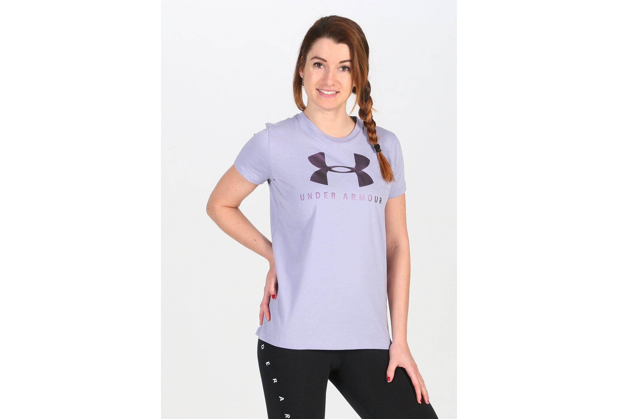 Under Armour Graphic Classic W vêtement running femme