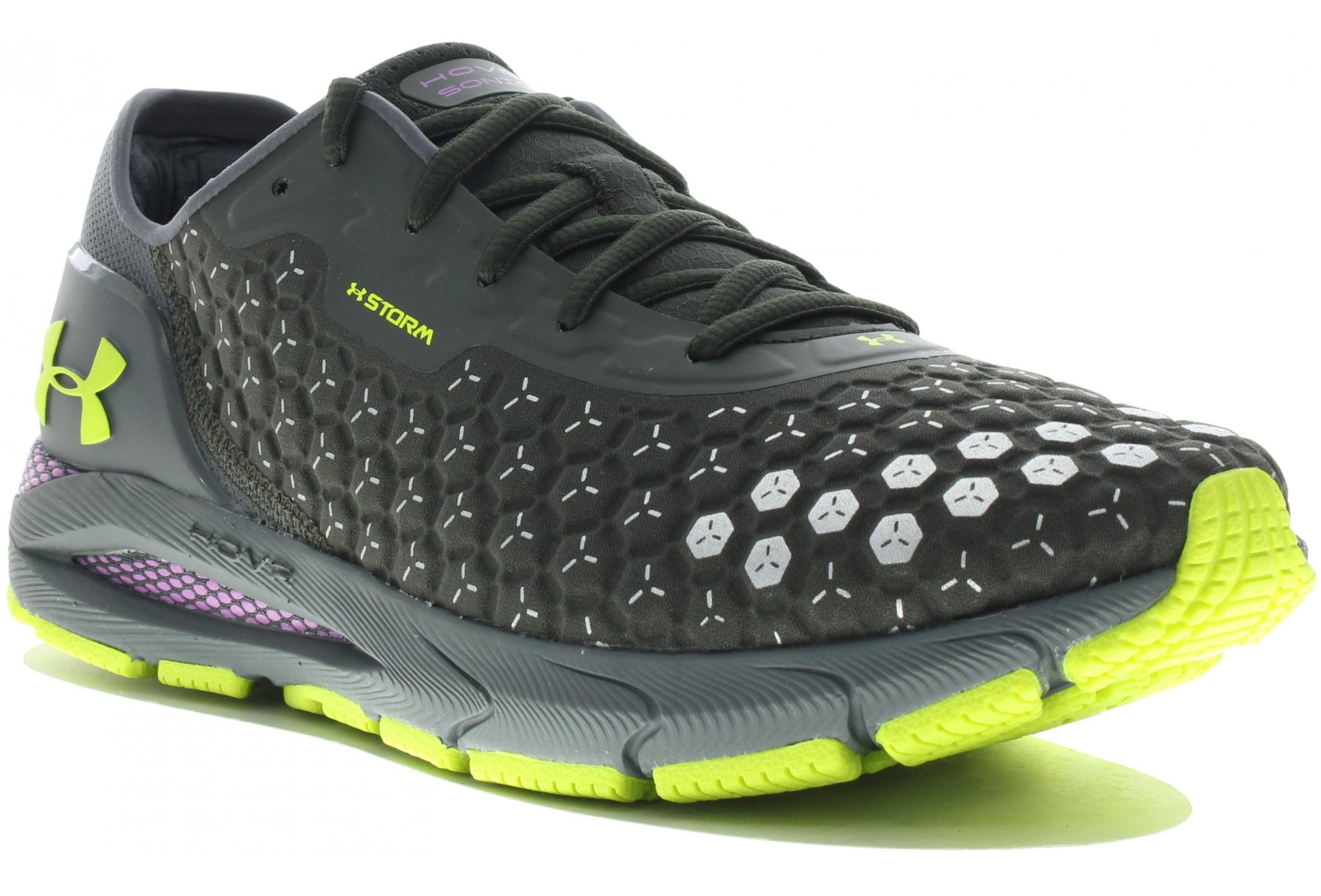 Under Armour HOVR Sonic 3 Storm Chaussures running femme