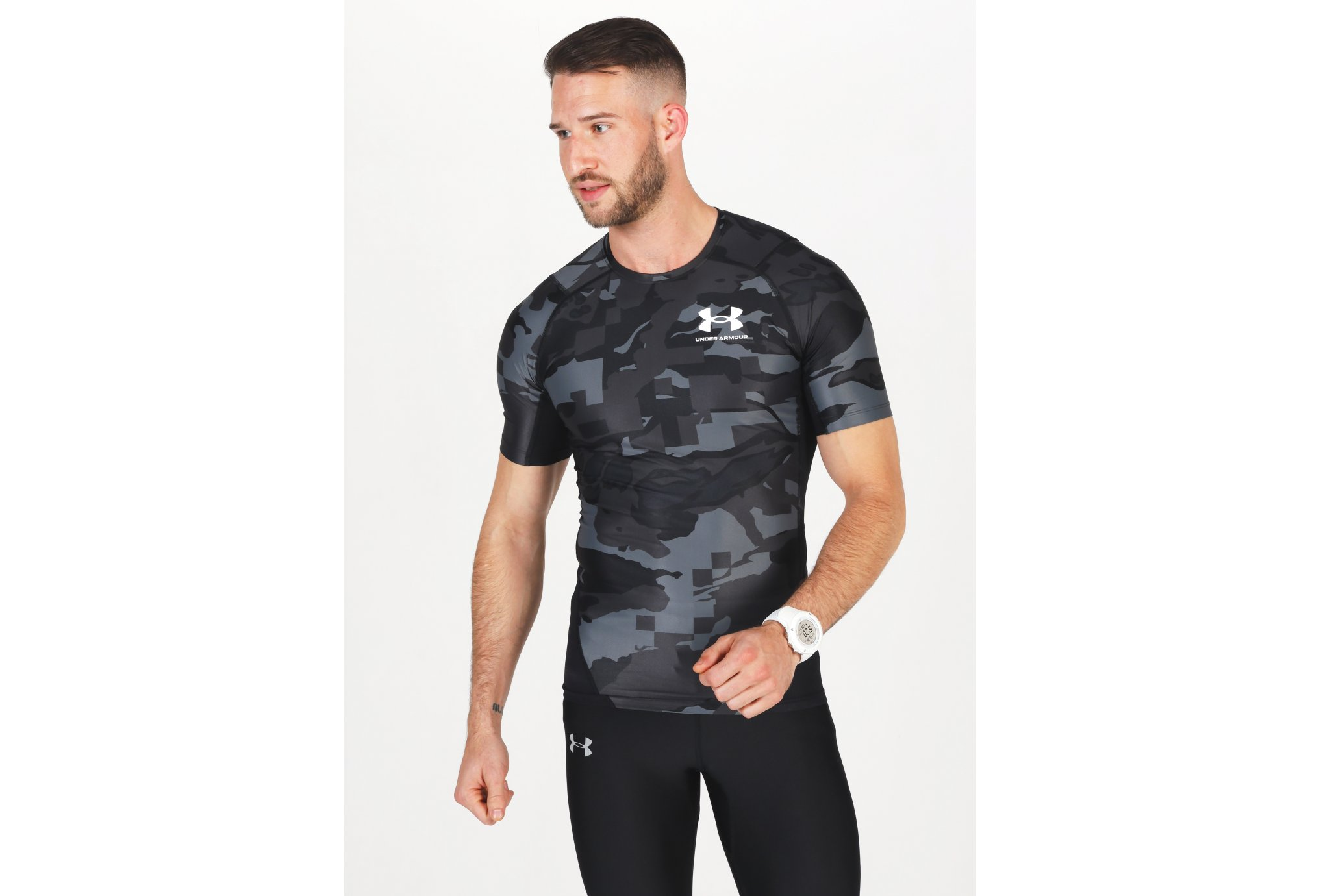 Under Armour Iso-Chill M vêtement running homme