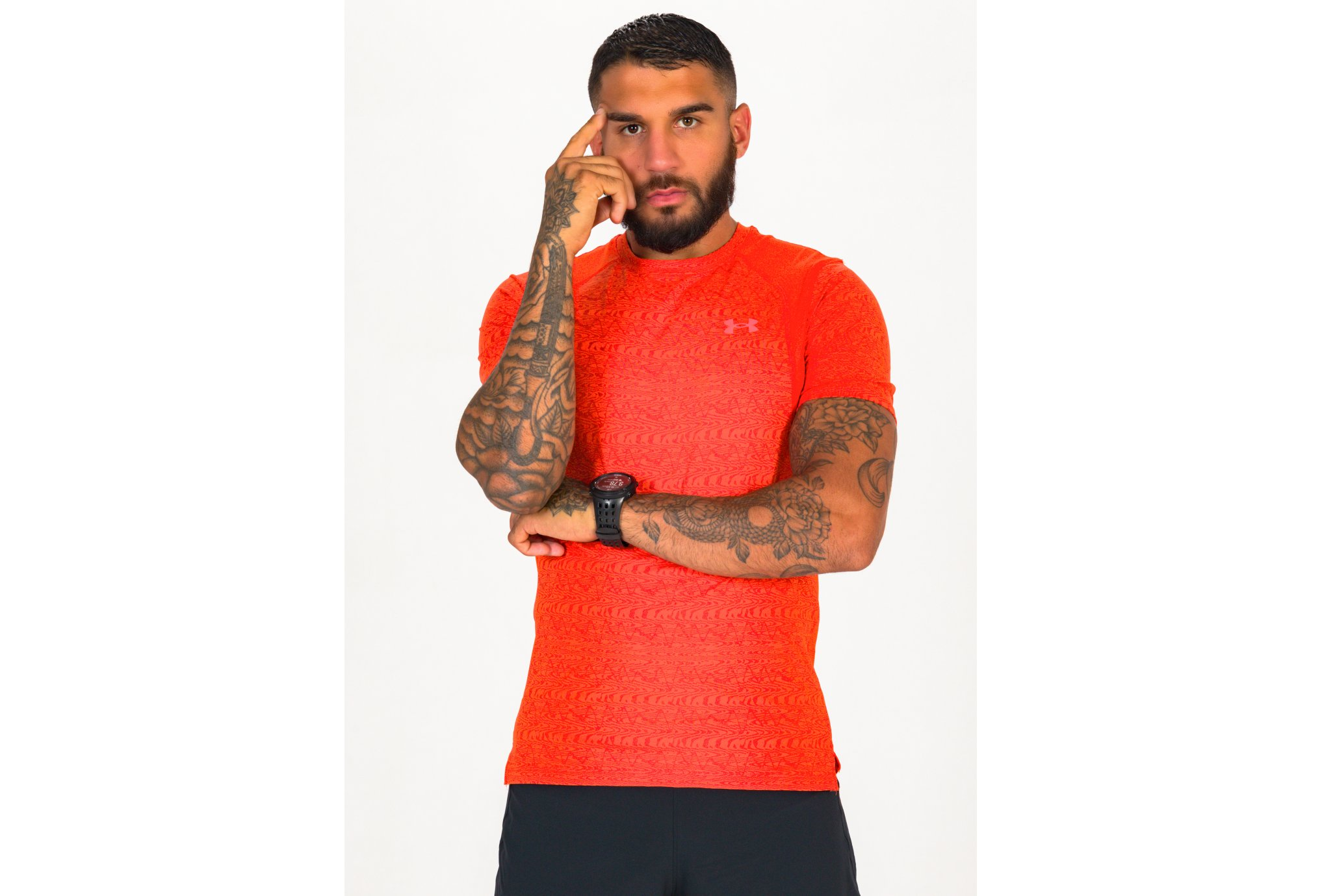 Under Armour Iso-Chill Run Printed M vêtement running homme