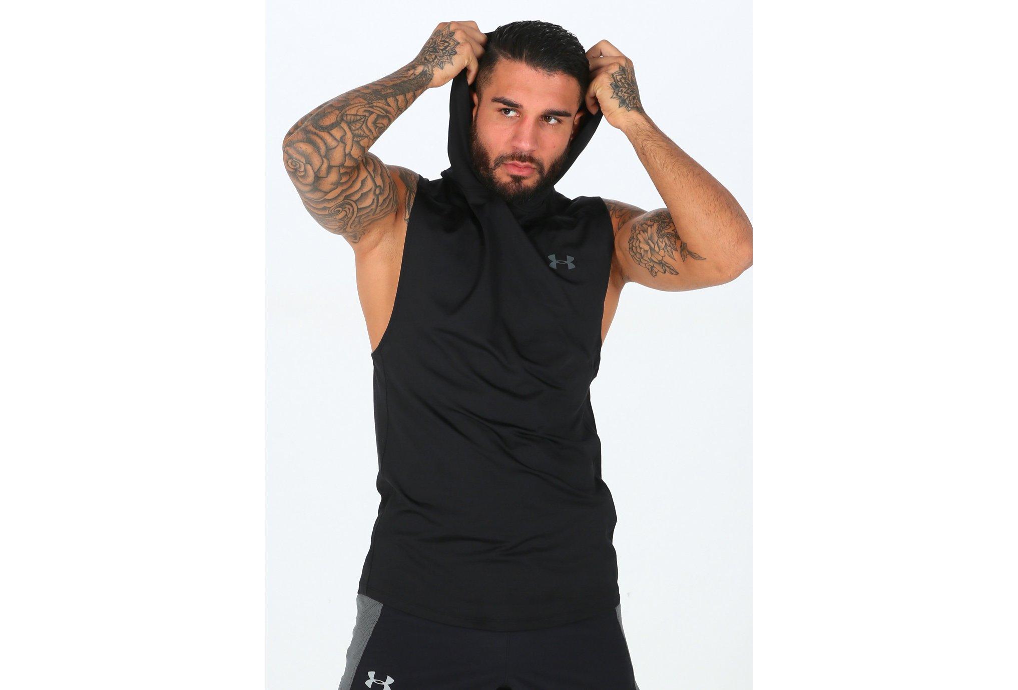 Under Armour MK1 Hoodie M vêtement running homme
