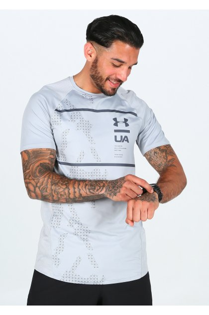 Under Armour Camiseta manga corta MK1 Q2 Print
