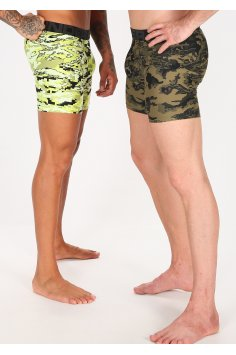 Under Armour Pack 2 boxers Tech Novelty Boxerjock M