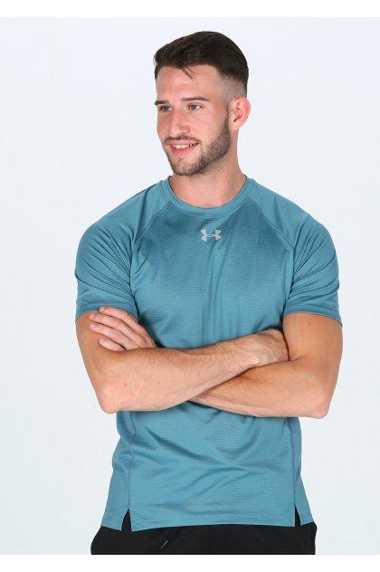 Under Armour Camiseta manga corta Qualifier HexDelta
