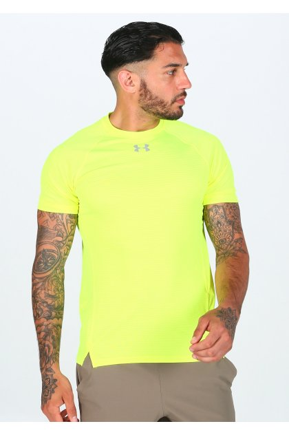 Under Armour Camiseta manga corta Qualifier HexDelta