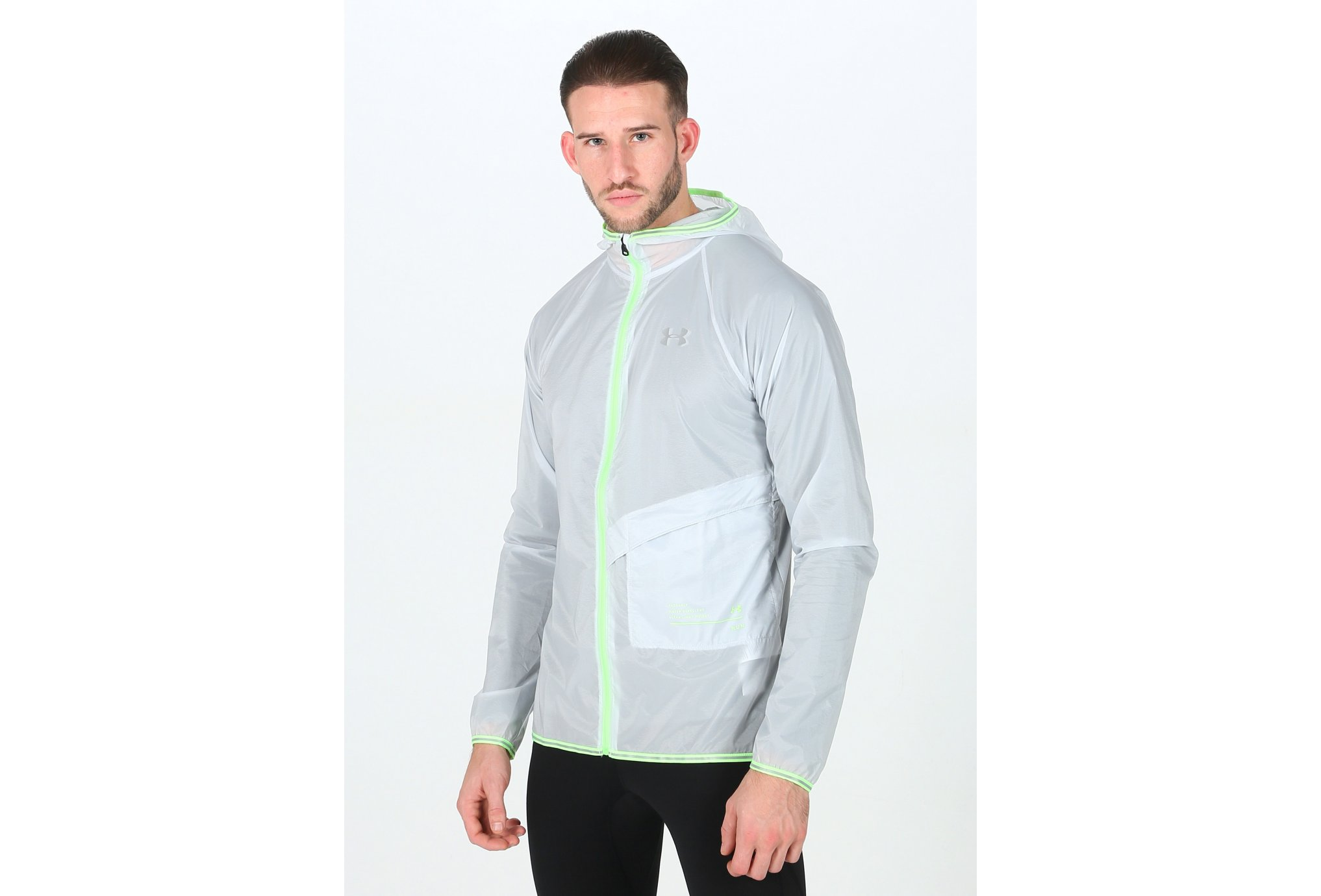 Under Armour Qualifier Storm Print M vêtement running homme