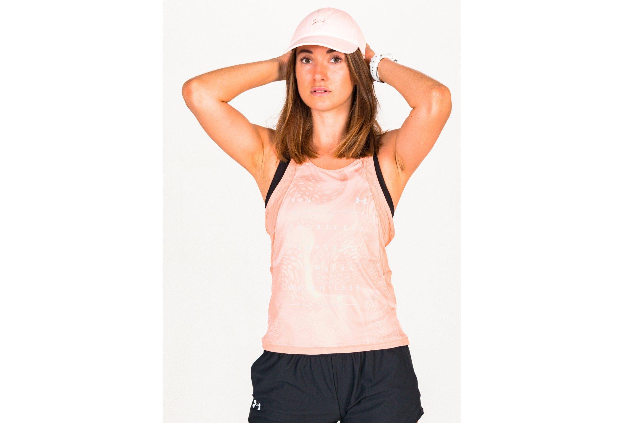 Under Armour Qualifier Weightless W vêtement running femme