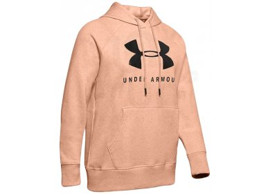 Under Armour Rival Fleece Logo W