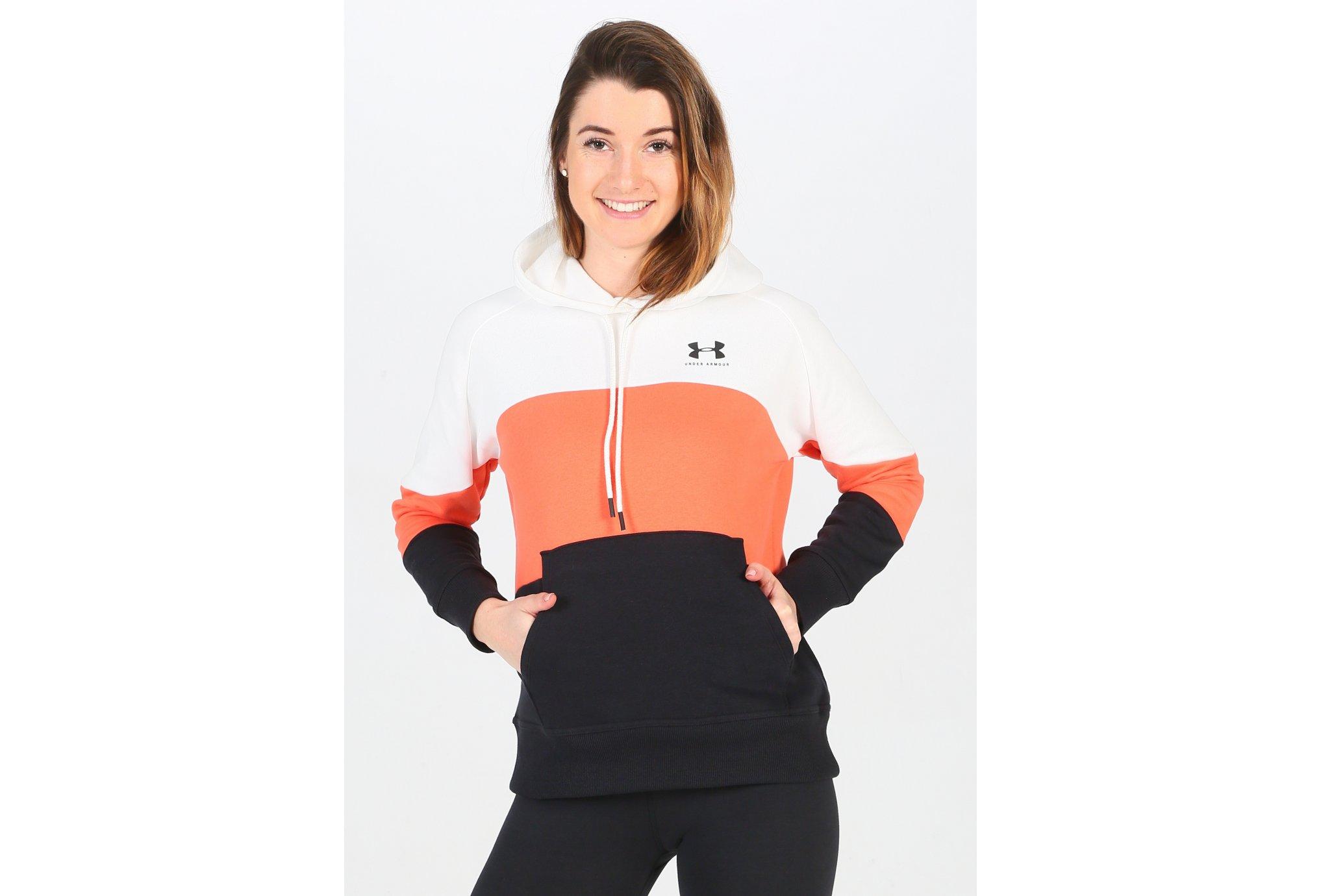 Under Armour Rival Fleece W vêtement running femme