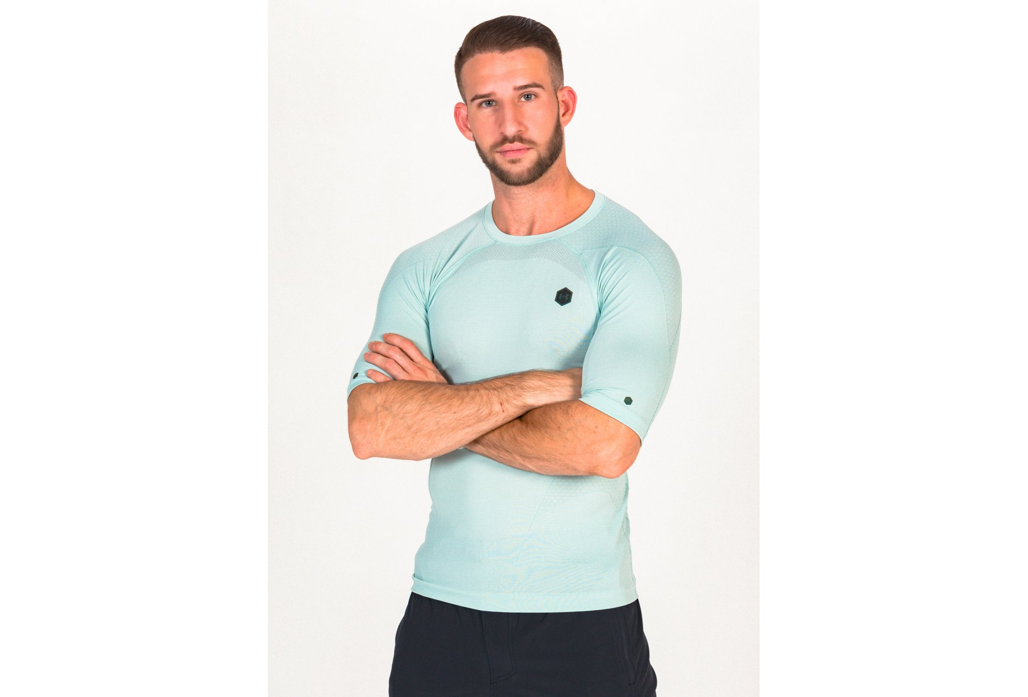 Under Armour Rush Seamless Compression M vêtement running homme