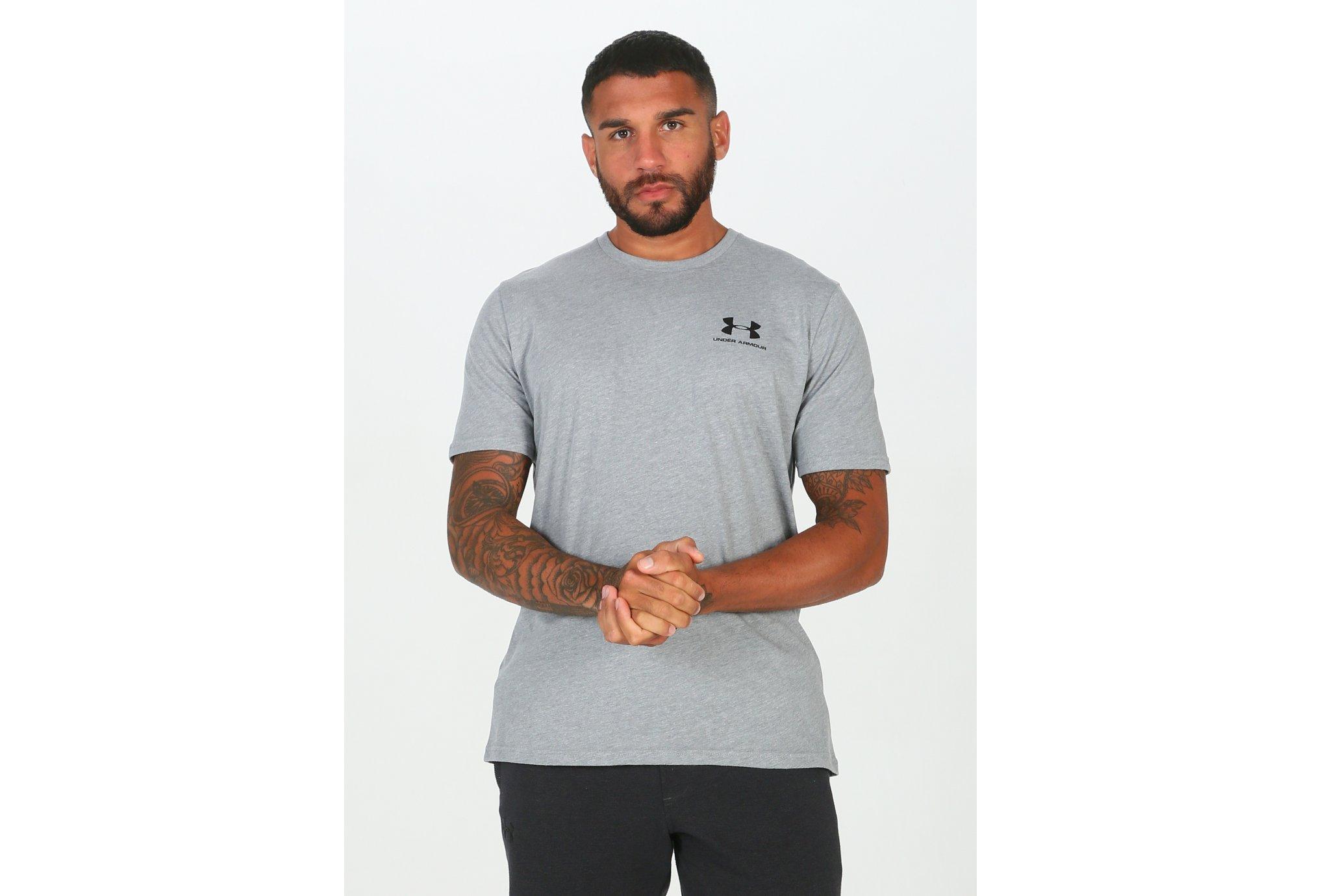 Under Armour Sportstyle Left Chest M vêtement running homme