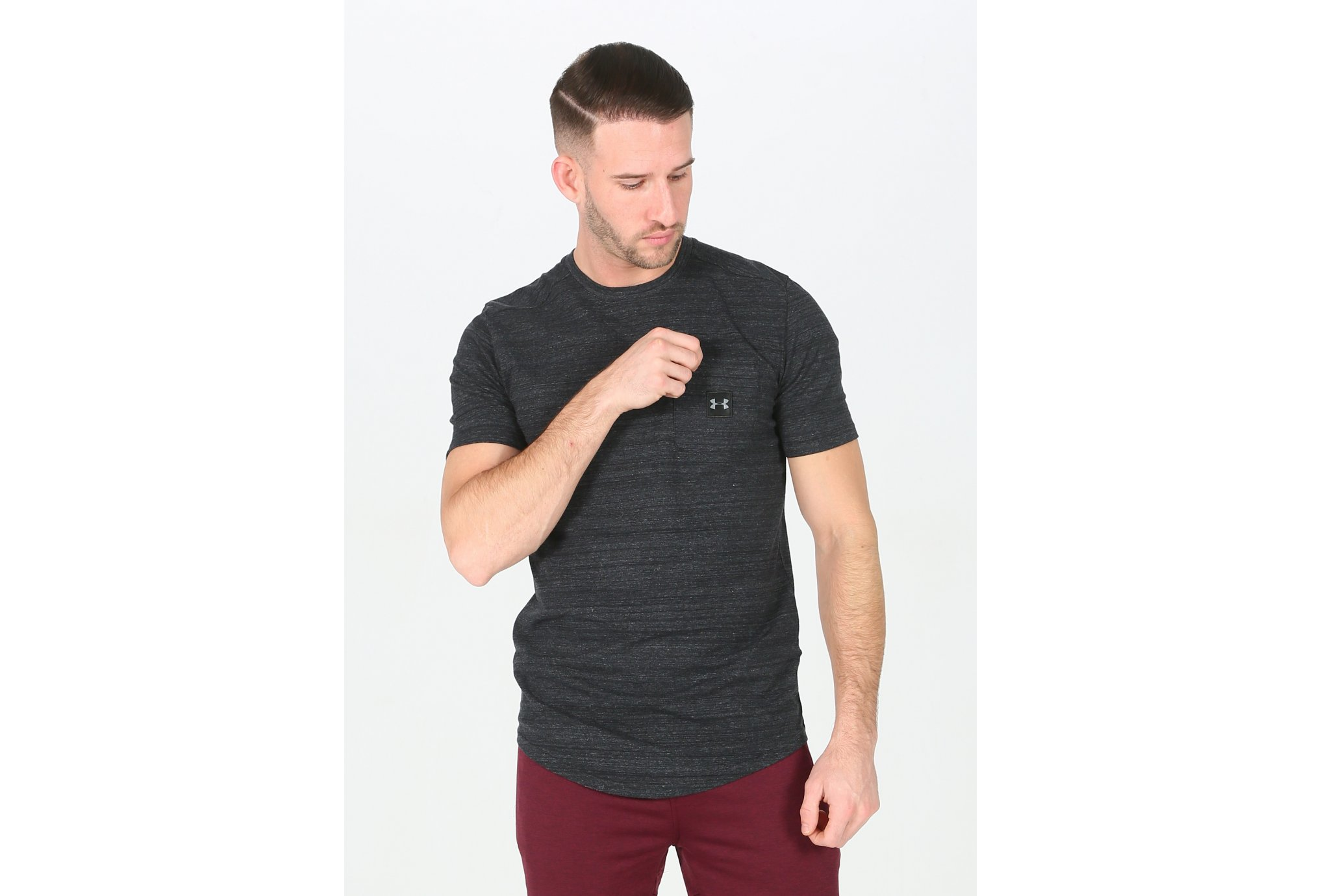 Under Armour Sportstyle Pocket M vêtement running homme
