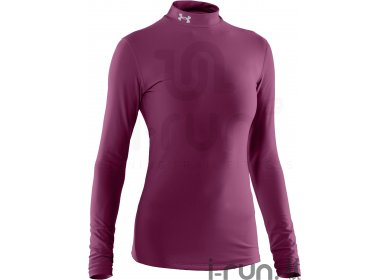 6d722c53792bd Under Armour T-shirt compression ColdGear W pas cher - Vêtements ...