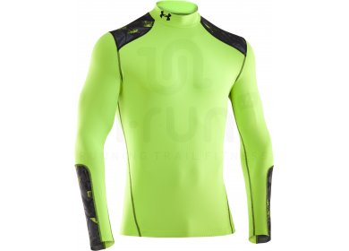 Under Armour Tee-Shirt ColdGear Infrared Evo Fitted Mock M