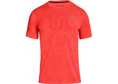Under Armour Threadborne Fitted Print M