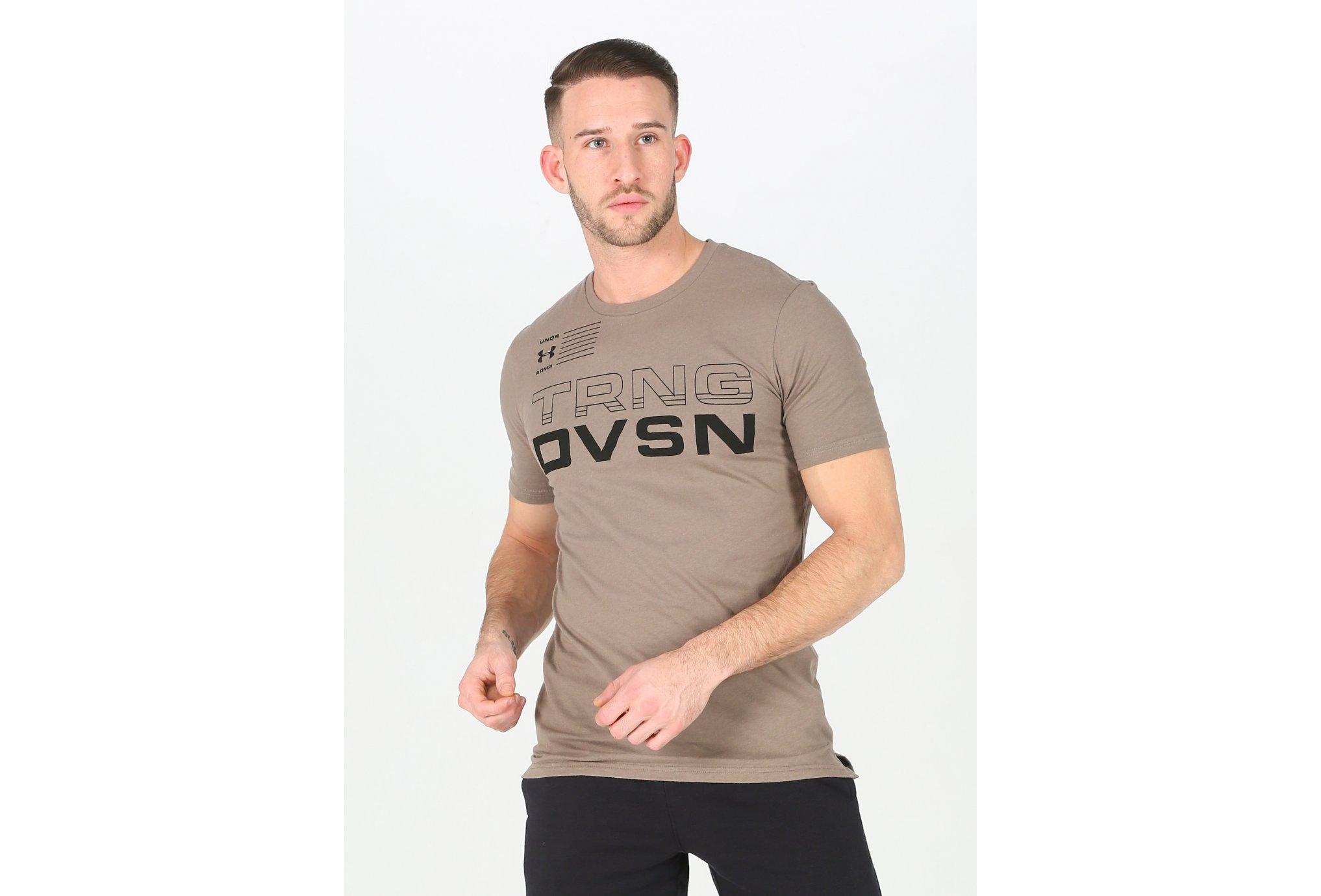 Under Armour Trng Dvsn M Diététique Vêtements homme