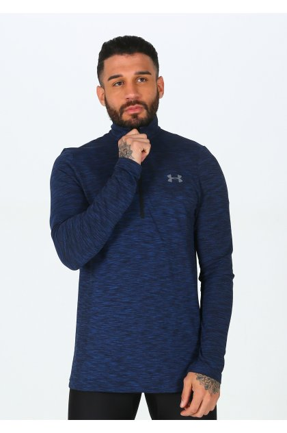 Under Armour camiseta manga larga Vanish Seamless 1/2 Zip