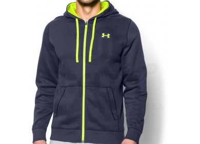 under armour veste charged coton storm rival m pas cher v tements homme running sportswear en. Black Bedroom Furniture Sets. Home Design Ideas