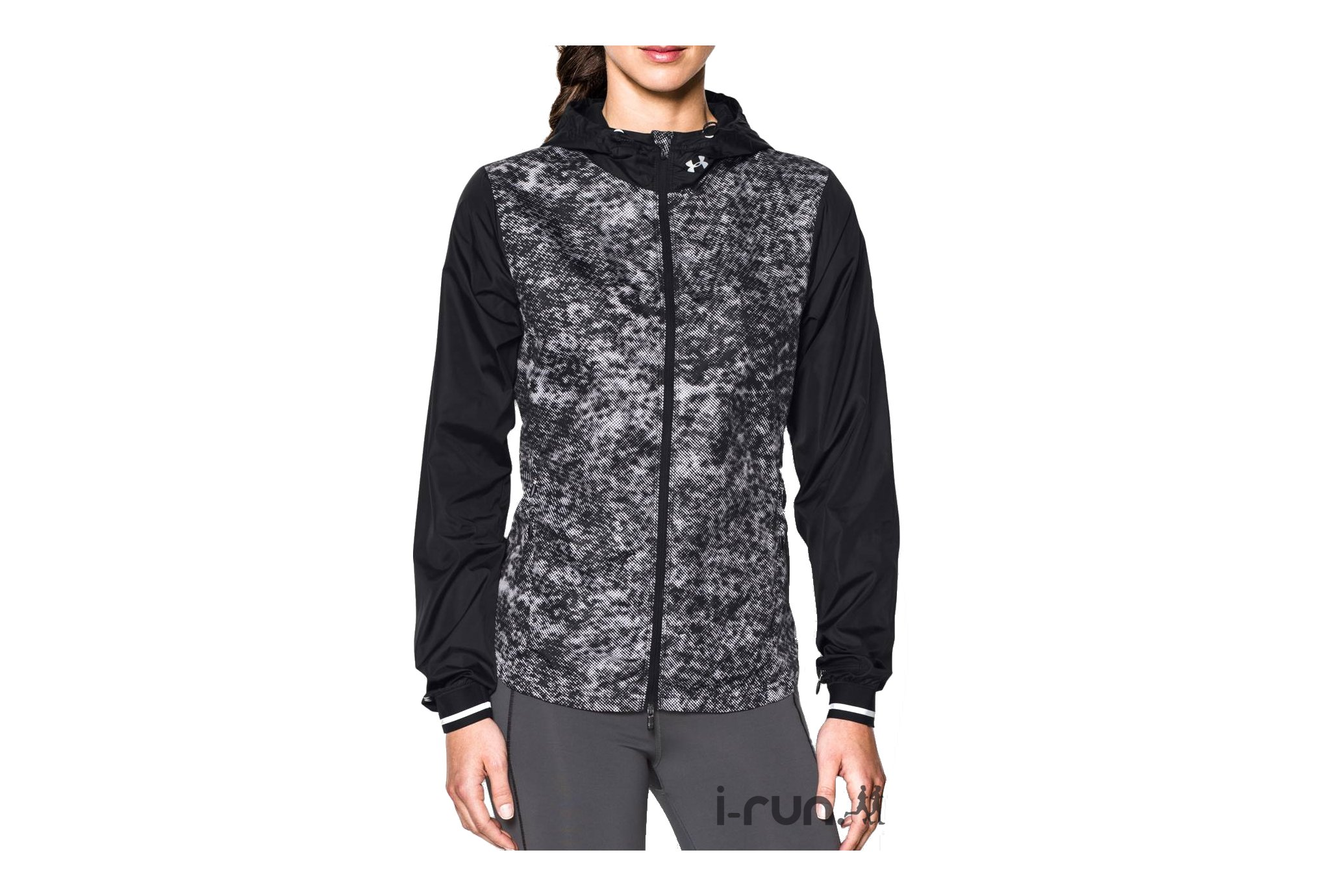 Under Armour Veste Storm Layered Up Printed W Diététique Vêtements femme